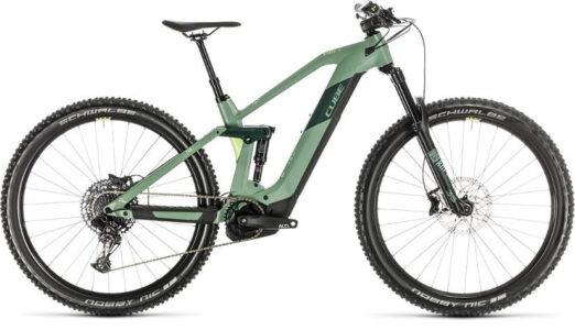 VTT électrique - STEREO HYBRID 140 HPC Race Vert